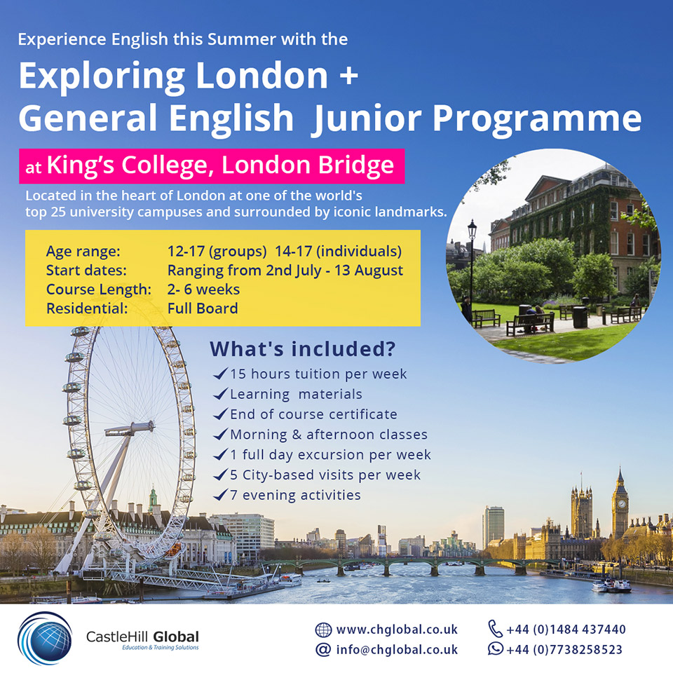 General English Junior Programme